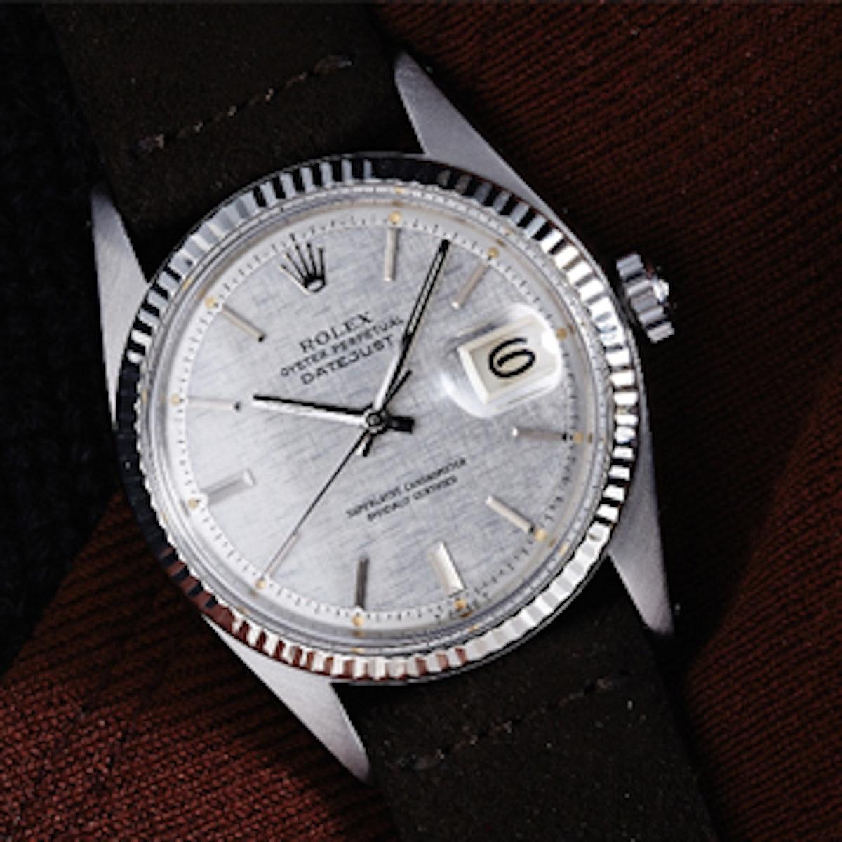 Vintage Datejust Watch