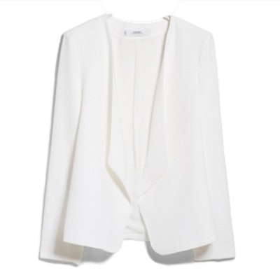 Waterfall Structured Jacket