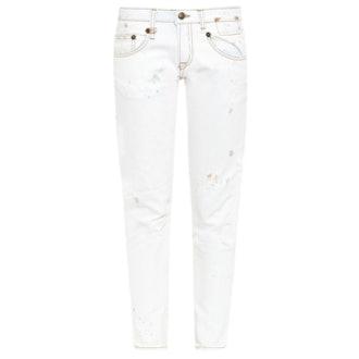 Boy Skinny Low Rise Jeans