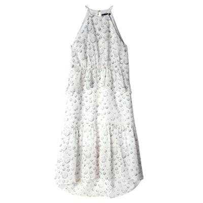Shibori Layered Dress