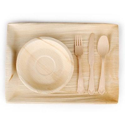 Leafware Large Disposable Platter