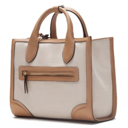 Canvas City Bag
