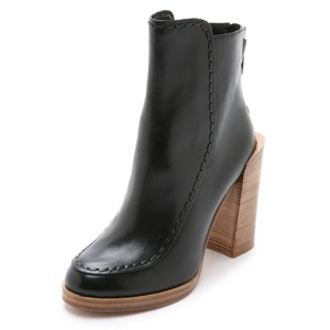 Jasper Saddle Stitch Ankle Boot