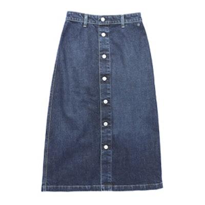 Cool Denim Skirt