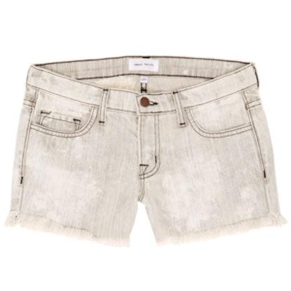 Cut Off Jean Shorts