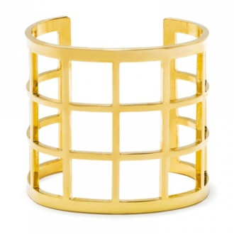 Athena Grid Cuff