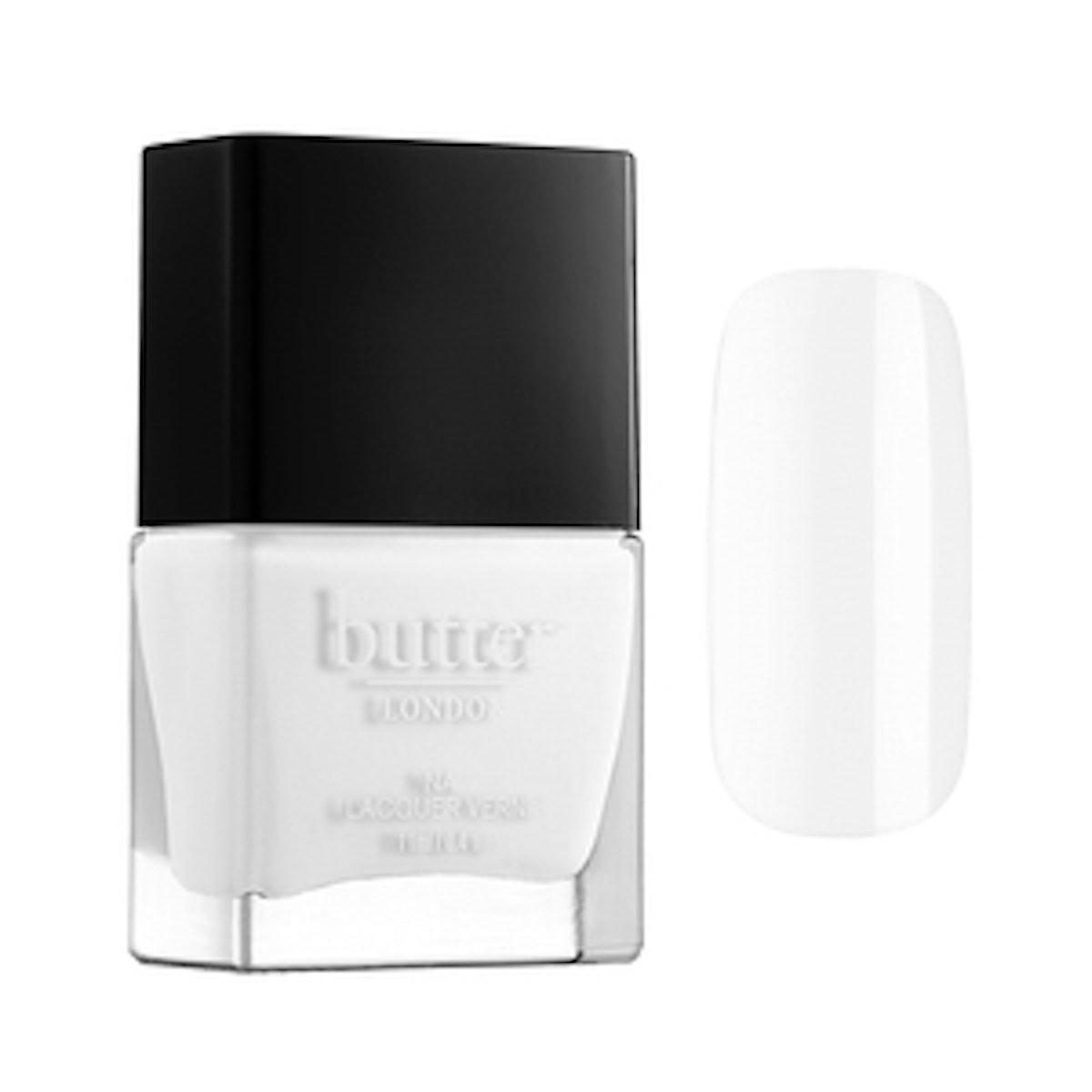 White Nail Lacquer