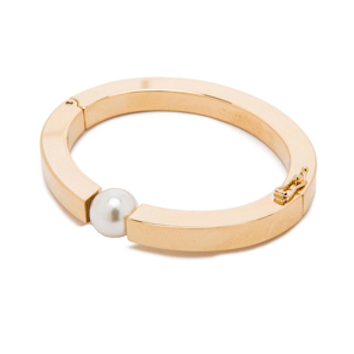 Brass Darcey Bracelet