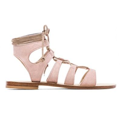 Recommone Gladiator Sandals