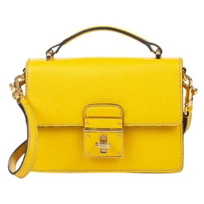 Rosalia Mini Trunk Crossbody Bag