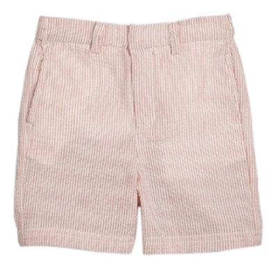Infant's Seersucker Shorts