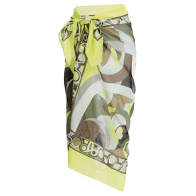 Printed Cotton Sarong