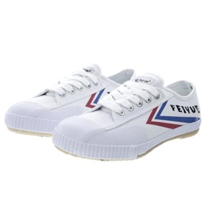 Fe Lo Classic White Sneakers