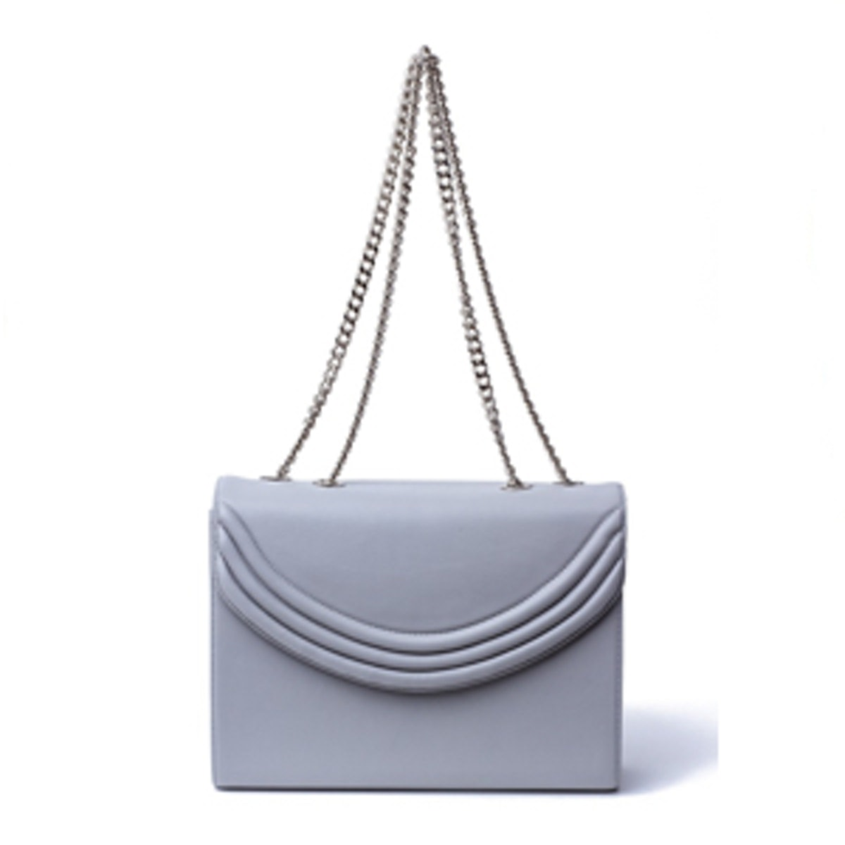 Mezzo Gray Medium Cross-Body Bag
