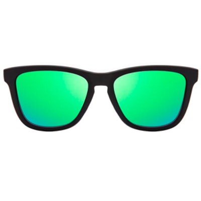 Carbon Black Emerald One Sunglasses