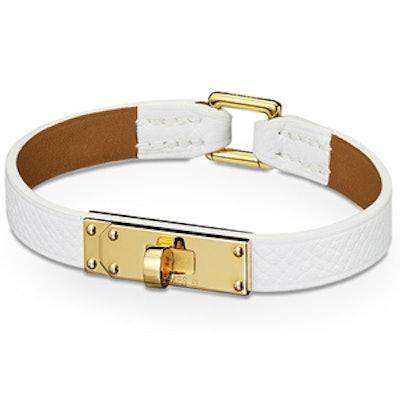 Micro Leather Bracelet