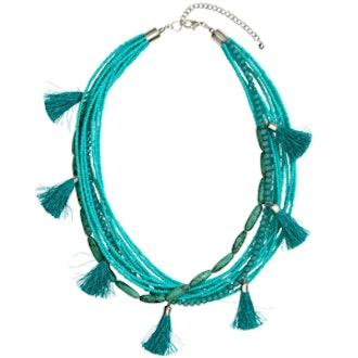 Multistrand Necklace