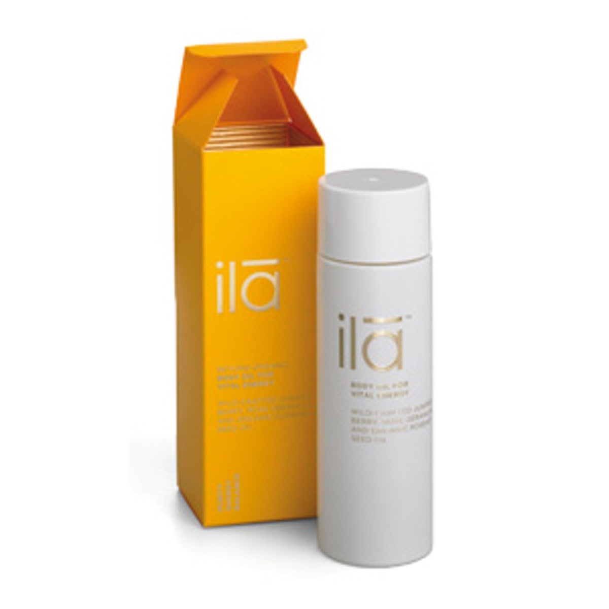 Body Oil for Vital Energy