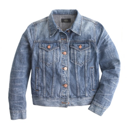 Denim Jacket in Tyler Wash