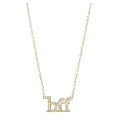 BFF Necklace with Diamonds