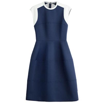 Erinus Structured Jersey Dress