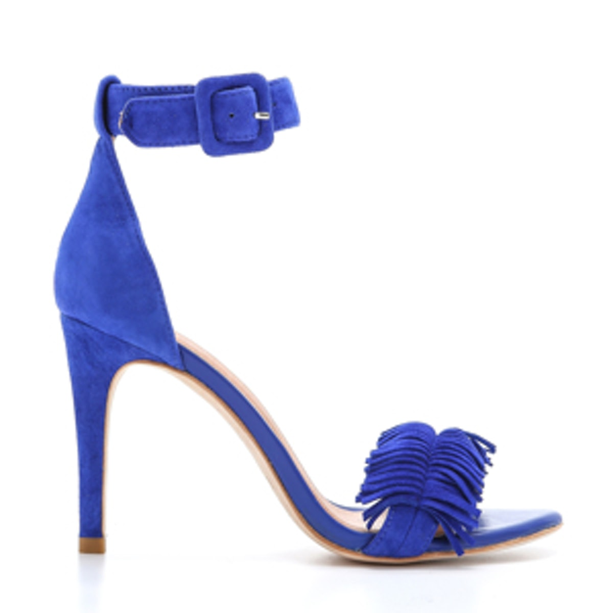 Pippi Fringe Sandals