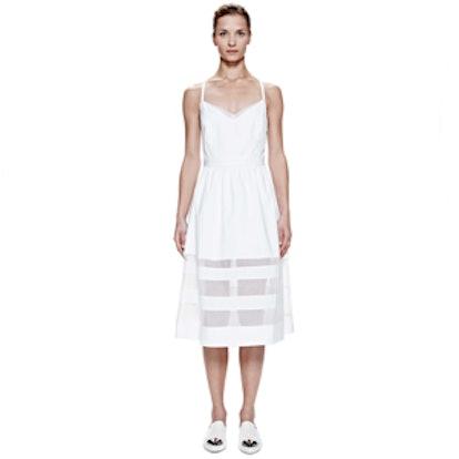 Allison Silk Organza Dress