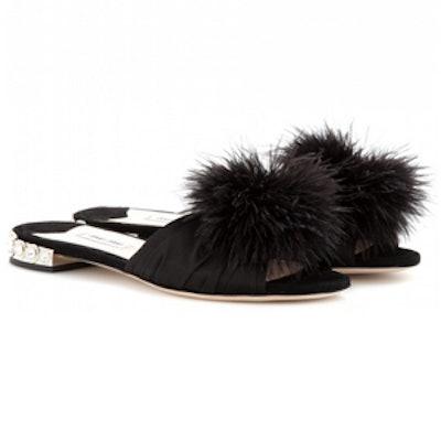 Embellished Sandals