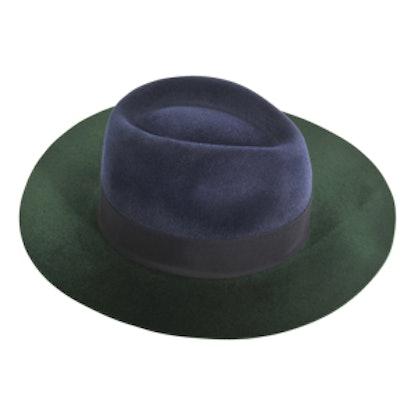 2 Tone Fedora Hat