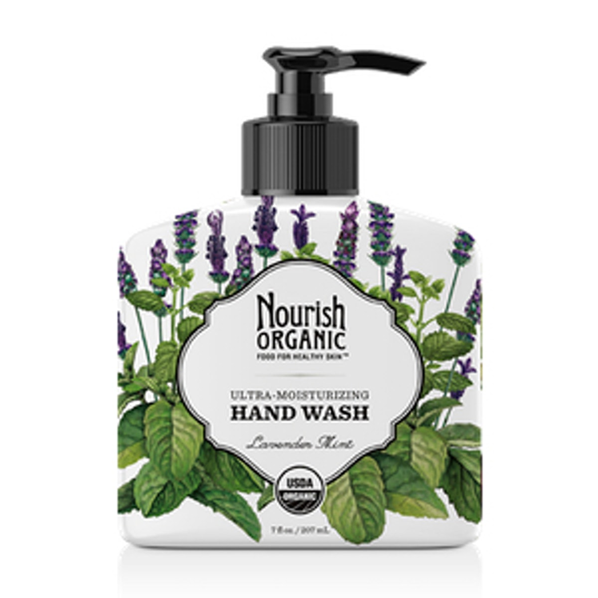 Ultra-Moisturizing Organic Hand Wash