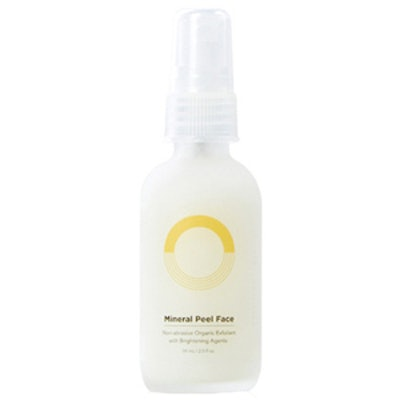 Mineral Peel Face with Brightening Agents