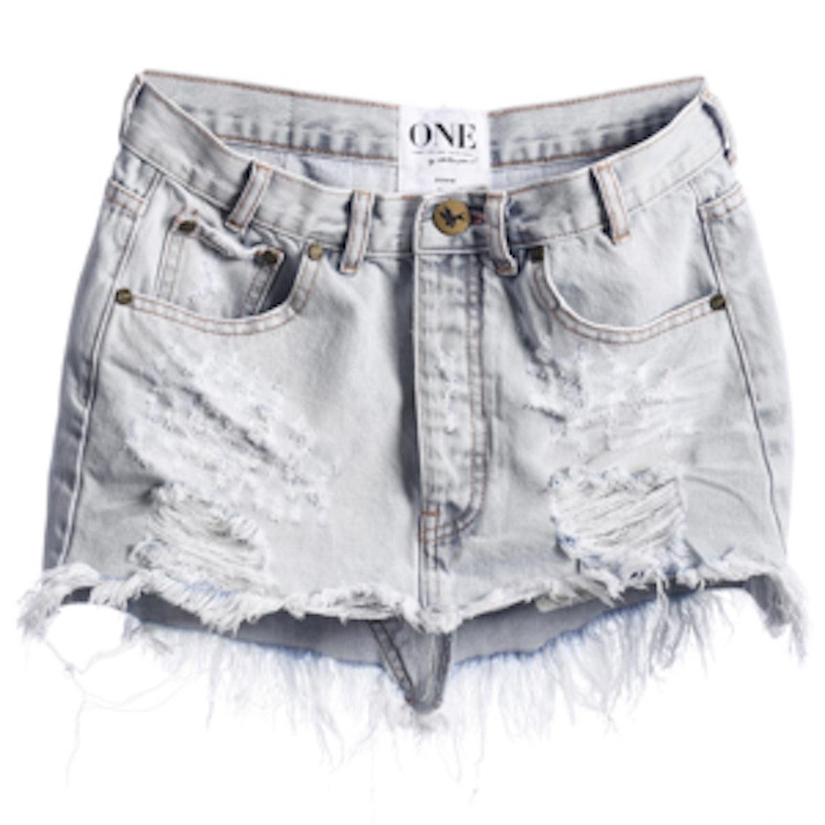 Junkyard in Diamonde Skirt
