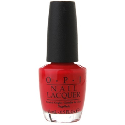 Nail Lacquer in Cajun Shrimp