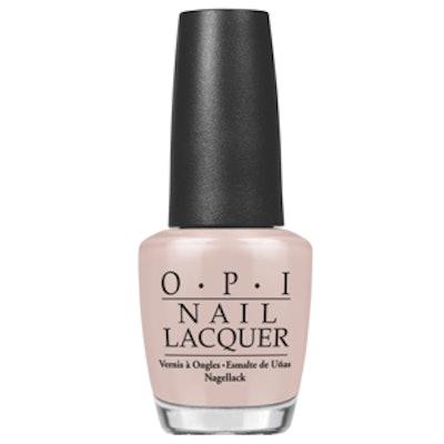 Nail Lacquer in Do You Take Lei Away