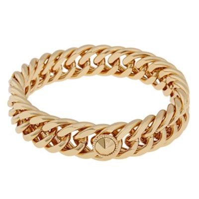 12K Gold Plated Link Bracelet