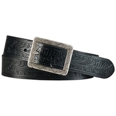 Paulden Embossed Belt