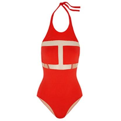 Abracadabra Halterneck Swimsuit