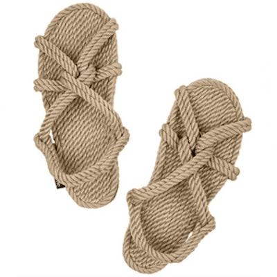 Biot Rope Sandals