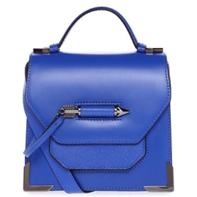 Rubie Cobalt Crossbody Bag