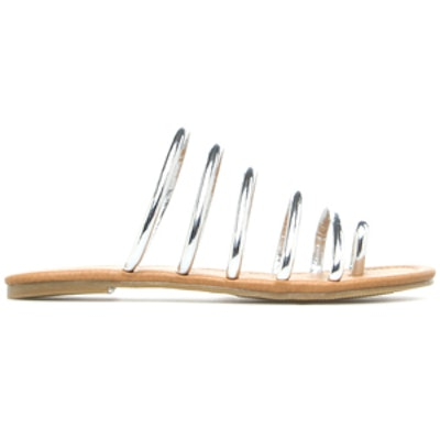Donica Sandal in Silver