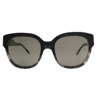Gradient Plastic Sunglasses