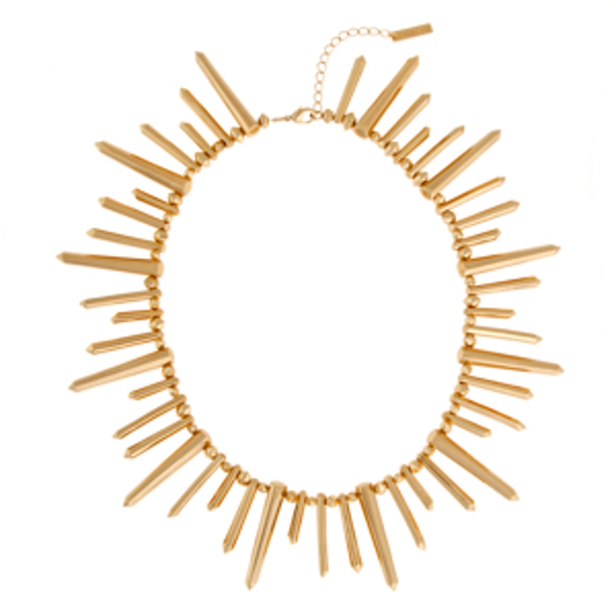 Spike Collar Necklace