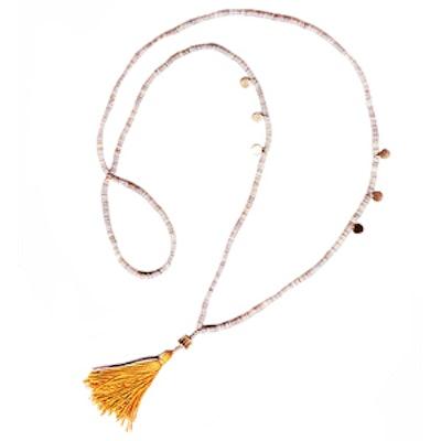 Bali Tassel Necklace