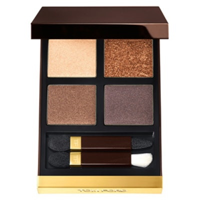 Tom Ford Beauty Shadow Quad in Cognac Sable