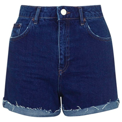 Moto Indigo Girlfriend Shorts