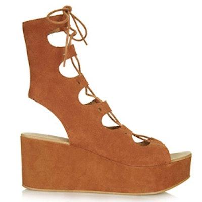Webster Ghillie Lace Up Sandals
