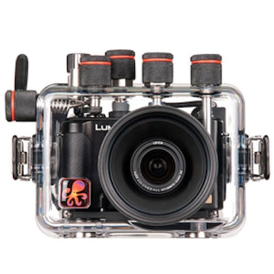 Lumix LX7 Underwater Camera
