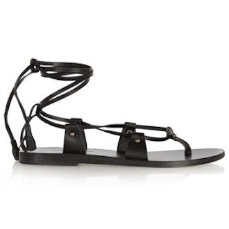 Lia Leather Sandals
