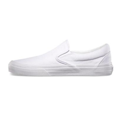 Slip-On in White
