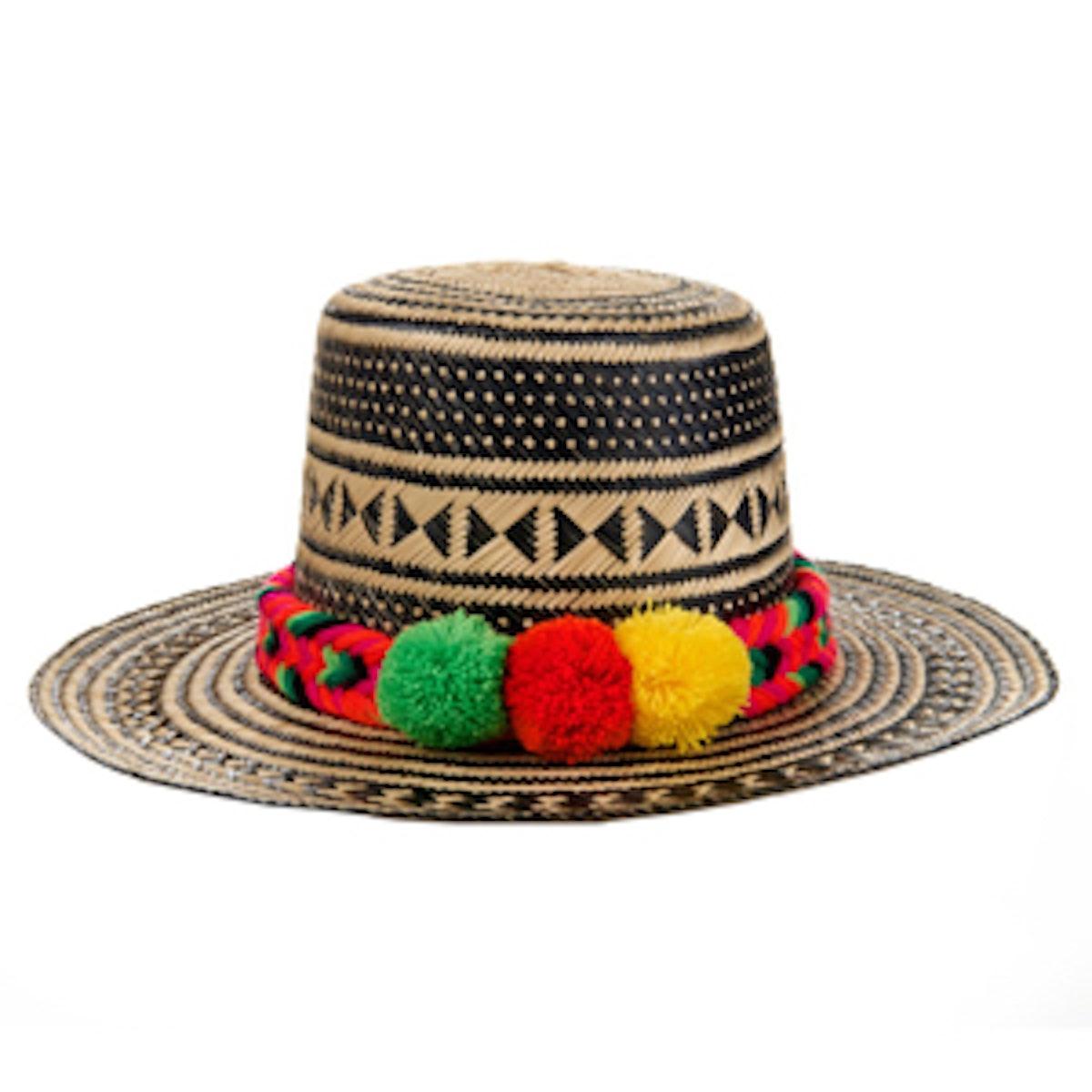 Kalaira Straw Hat